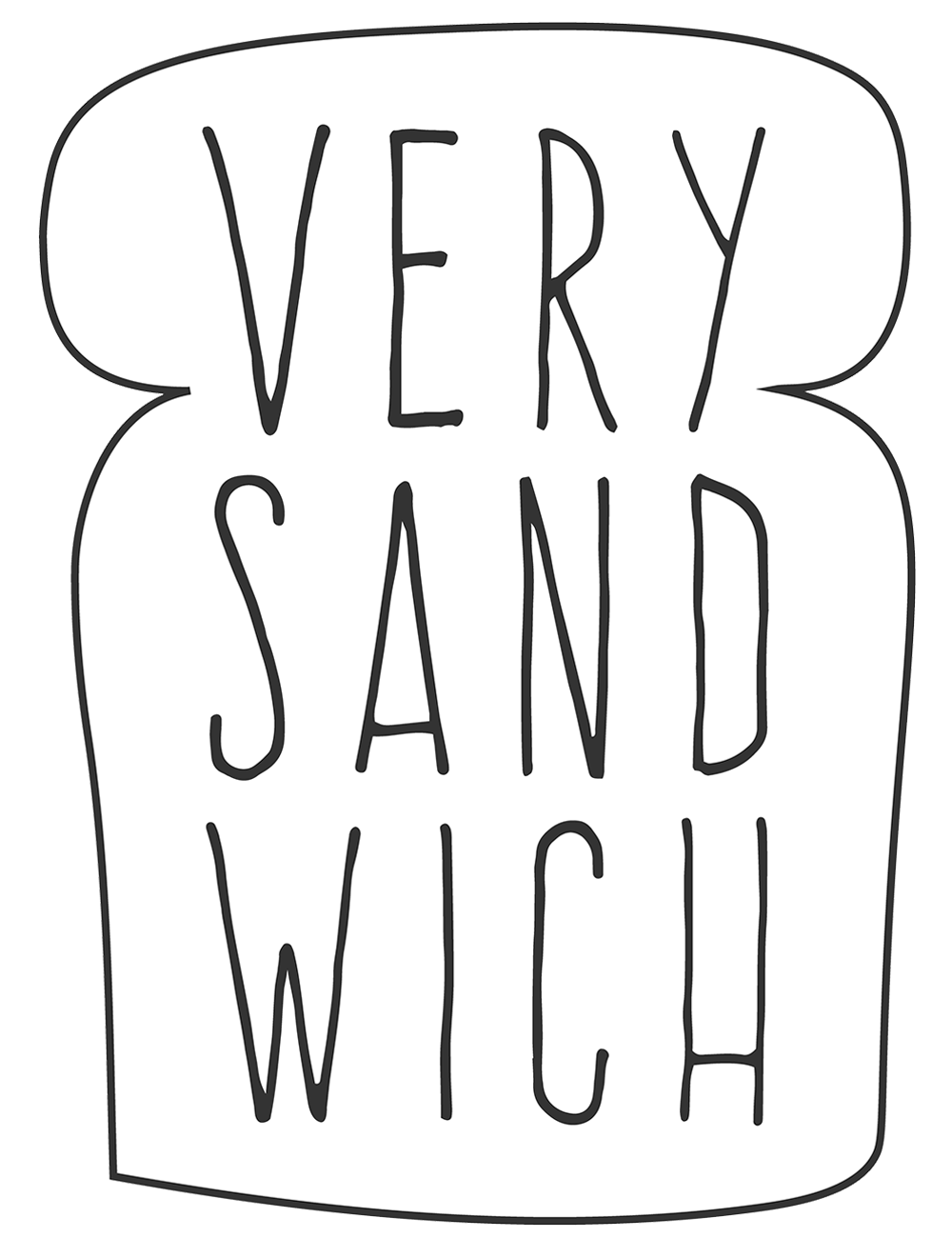 We are brand identity experts. We are Very Sandwich.